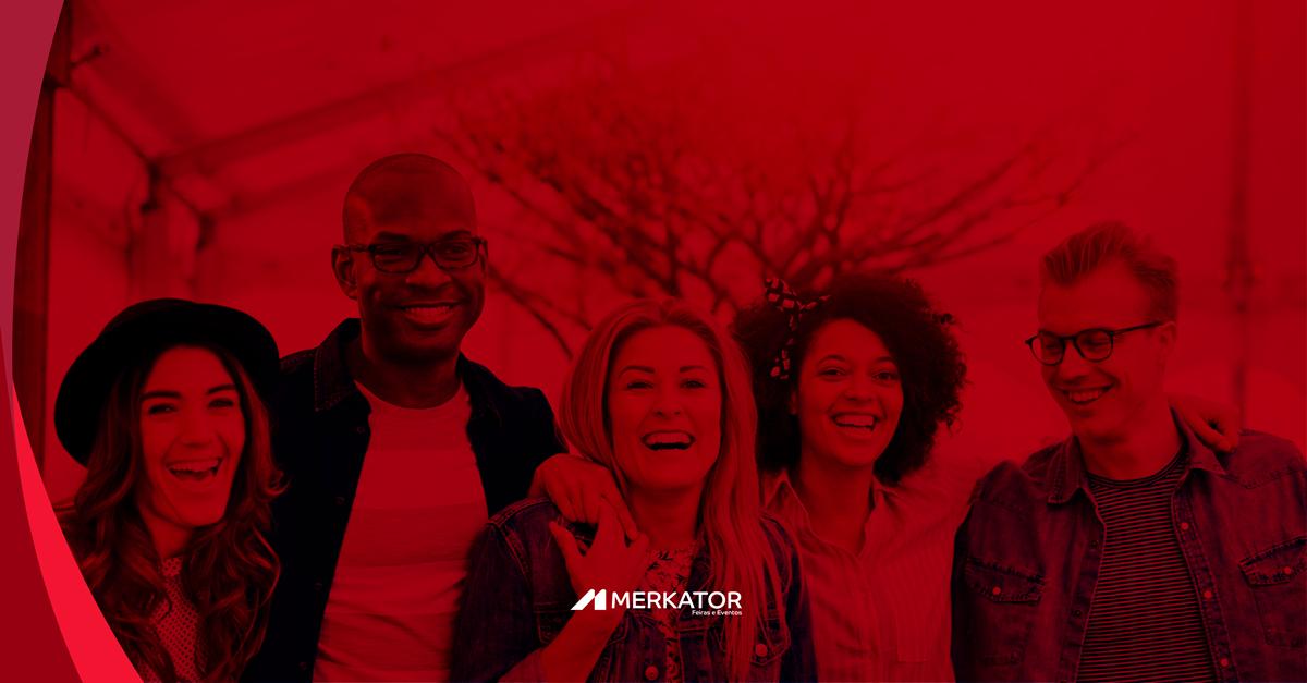 De Norte a Sul, nacionalmente e internacionalmente, a Merkator conecta pessoas