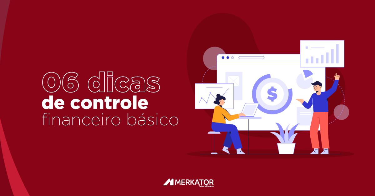 6 dicas de controles financeiros básicos